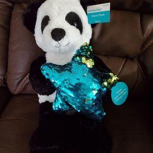 Panda stuffed animal